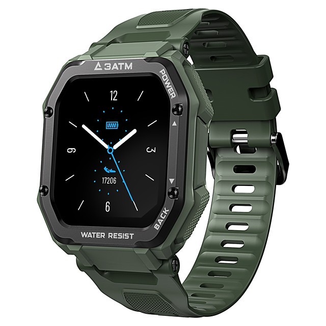 KOSPET Rock Military-Grade IP68 Heart Rate Monitor Smartwatch