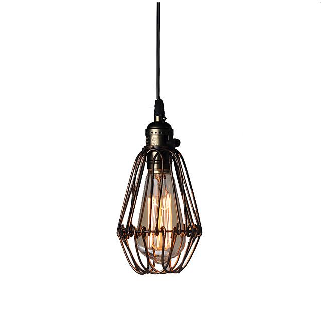 12 cm Enkel design Hängande lampor Metall Målade ytor Årgång Nordisk stil 110-120V 220-240V