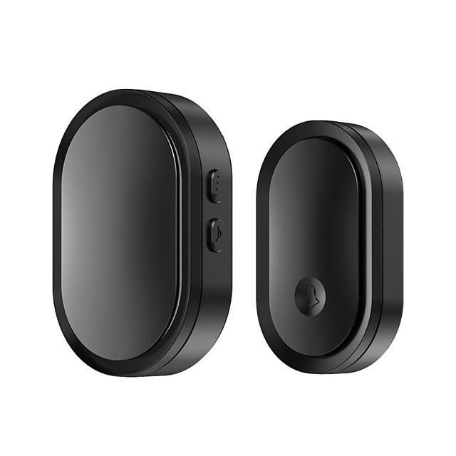 KONLEN A99 Wireless One to One Doorbell Music Non-visual doorbell / Waterproof / Sound adjustable Surface Mounted Doorbell