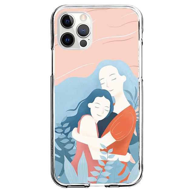יצירתי דמויות טלפון מקרה ל Apple אייפון 12 אייפון 11 אייפון 12 פרו מקס עיצוב מיוחד תיק מגן תבנית כיסוי אחורי TPU