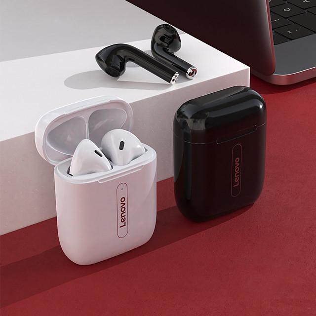 Lenovo X9 Fone de ouvido sem fio True TWS Bluetooth5.0 Com Microfone Com caixa de cobrança IPX4 à prova d'água para Apple Samsung Huawei Xiaomi MI Celular