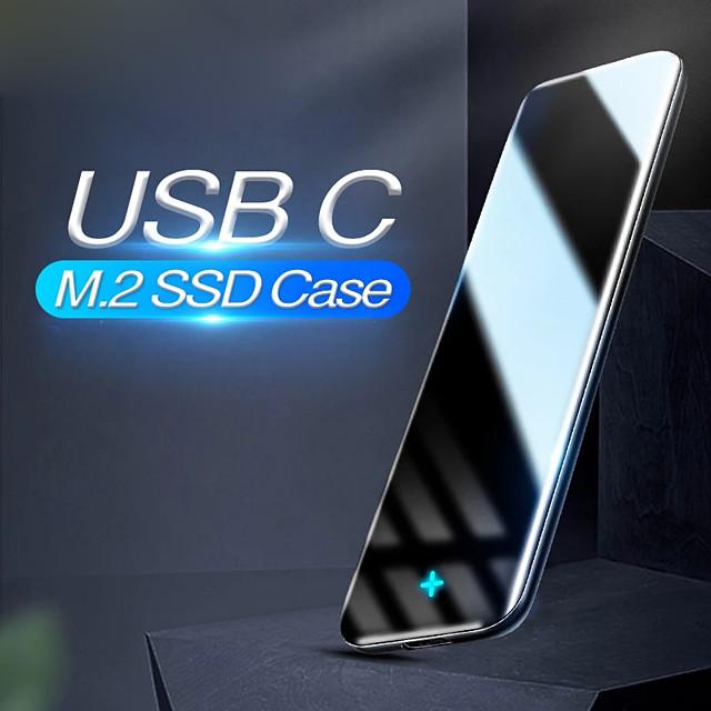 BASEUS USB 3.0 to SATA External Hard Drive Enclosure Shockproof CAYPH-D0G