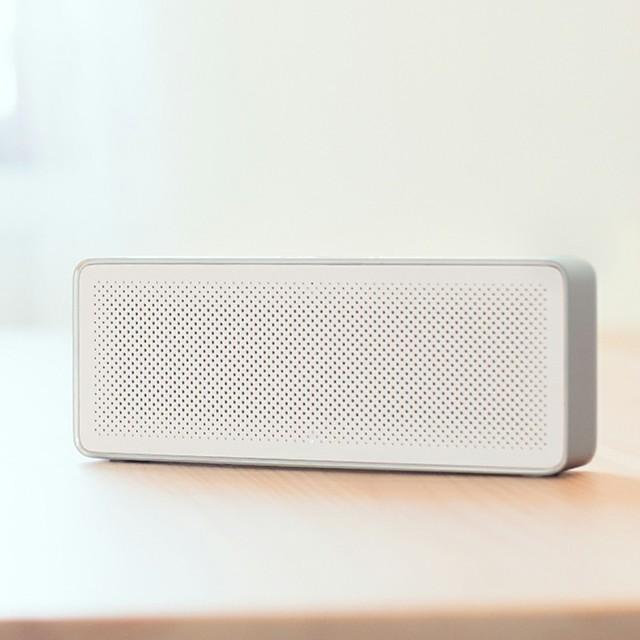 Xiaomi Xiaomi square box Bluetooth speaker 2 white Speaker Bluetooth Portable Speaker For Mobile Phone