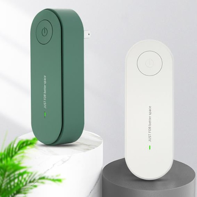 Negative Ion Air Purifier Creative Small Household Smoke and Peculiar Smell Deodorant Purifier