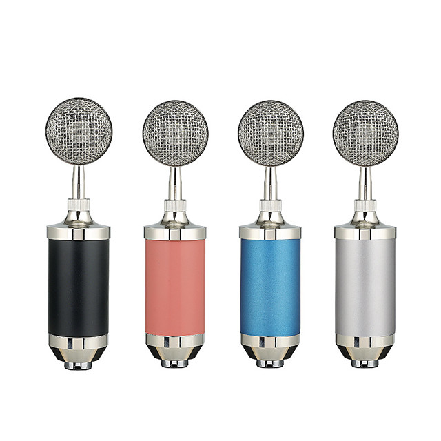 E300 Wired Microphone Portable For PC, Notebooks and Laptops