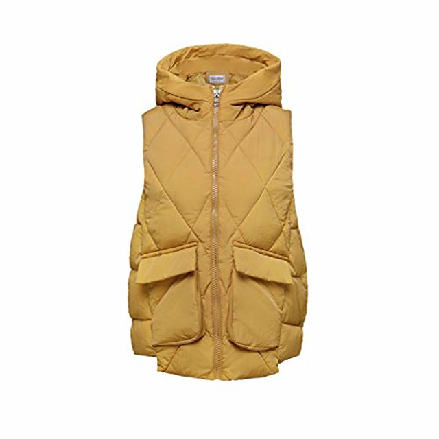 Women's Hiking Vest / Gilet Fishing Vest Military Tactical Vest Spring Summer Outdoor Quick Dry Lightweight Breathable Sweat wicking Jacket Top Climbing Camping / Hiking / Caving Black Yellow Brick