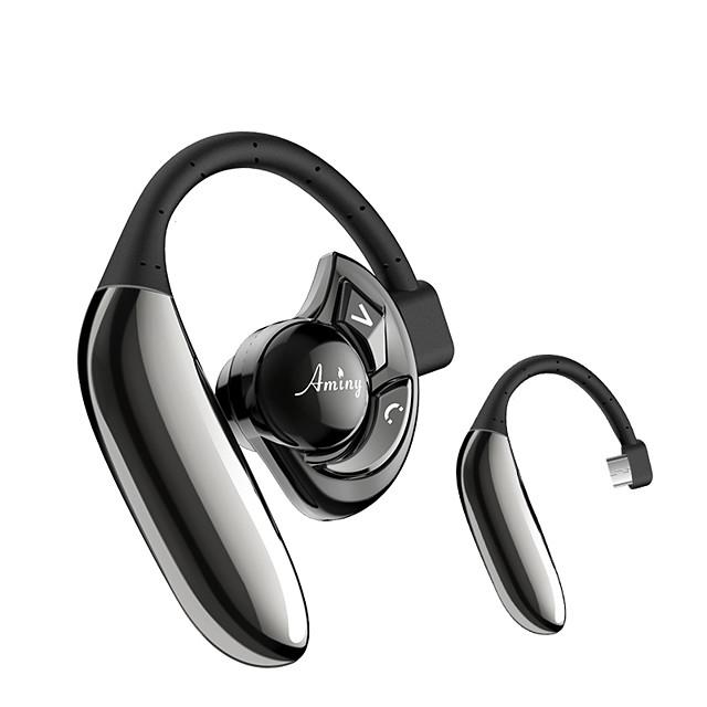 Ona UFO Eller Serbest Telefon Sürüş Kulaklığı Bluetooth5.0 Müzik seti HIFI Uzun Pil Ömrü için Apple Samsung Huawei Xiaomi MI Cep Telefonu
