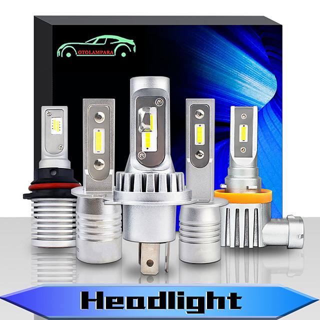 OTOLAMPARA Car LED Headlamps Light Bulbs 9000 lm CSP 55 W 2 For Volvo / Volkswagen / Toyota Mazda3 / Mazda6 / Rio All years 2pcs