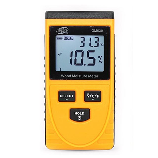 BENETECH GM630 Moisture measurement 0.5%-79.5% Convenient / Measure