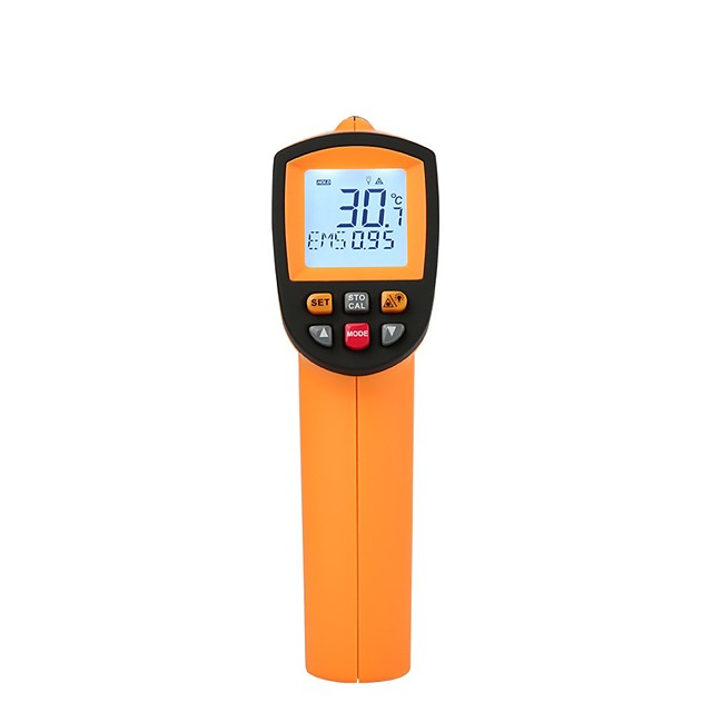GM700 High-precision Infrared Thermometer for Industrial Object Surface