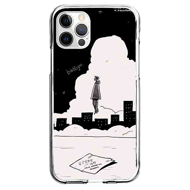 Creative Case For Apple iPhone 12 iPhone 11 iPhone 12 Pro Max Unique Design Protective Case Pattern Back Cover TPU