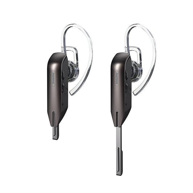 Slapp av RB-T38 Håndfri telefon hodesett Bluetooth5.0 Stereo HIFI Stemmekontroll Hei Siri til Apple Samsung Huawei Xiaomi MI Mobiltelefon