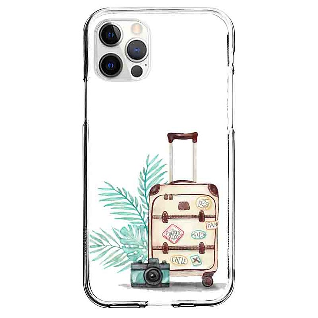 Case For Apple iPhone 12 iPhone 11 iPhone 12 Pro Max Unique Design Protective Case Pattern Back Cover TPU