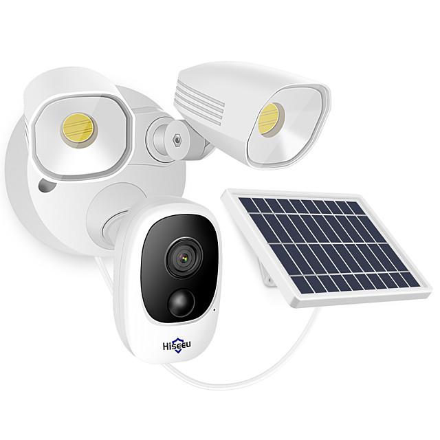Hiseeu GL-C10+ 3 mp IP-kamera Utomhus Stöd 64 GB / CMOS / 50 / Dynamisk IP Adress / iPhone OS