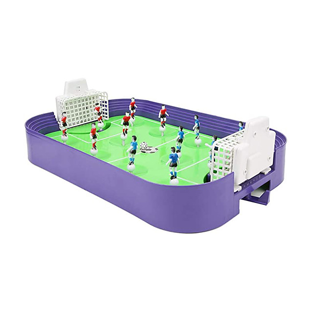 Educational Desktop Game Toy, Desktop Battle Soccer Football Board Game Children Interactive Battle Catapult Mini Table Football Board Game