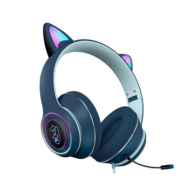 AKZ-023 Gaming Headset USB 3.5mm Headphone 3.5mm Microphone Desktop Computer Stereo HIFI for Apple Samsung Huawei Xiaomi MI  Gaming PlayStation Xbox PS4 Switch