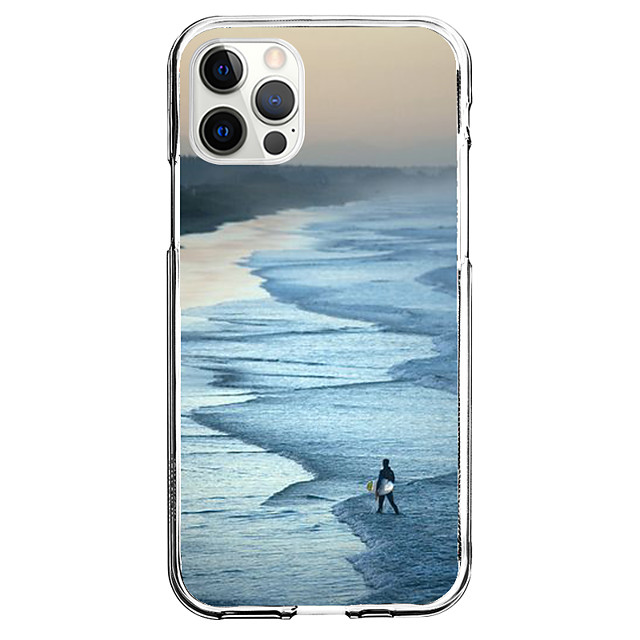 Luova Luonteet puhelin Asia Sillä Apple iPhone 12 iPhone 11 iPhone 12 Pro Max Ainutlaatuinen muotoilu Suojakotelo Kuvio Takakuori TPU