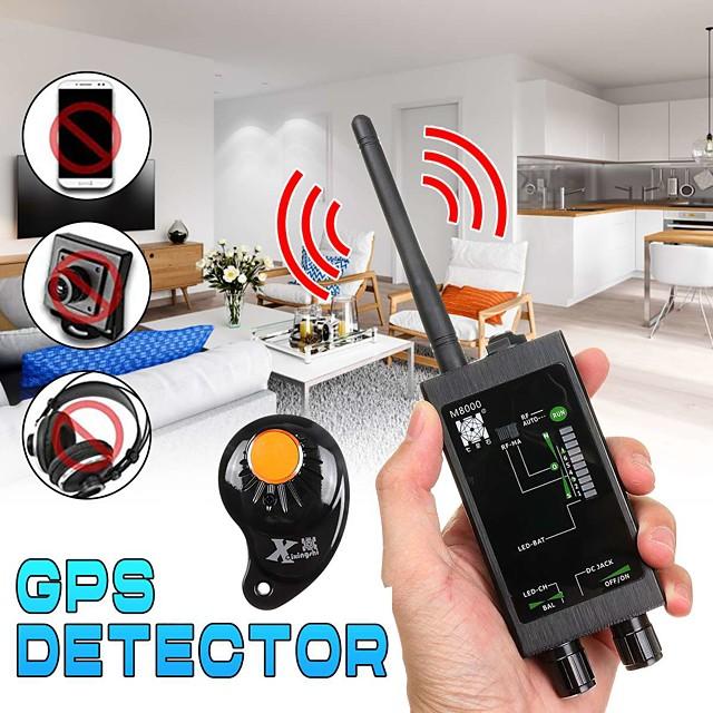 M8000 Home Alarm Systems GSM Linux Platform GSM Remote Controller 868 Hz for Bathroom