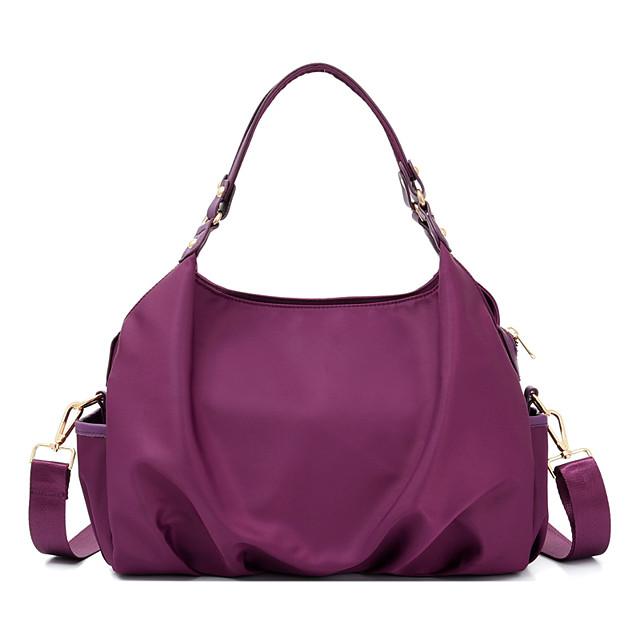 Women's Bags Top Handle Bag Daily Date Handbags Wine Black Purple Dark Blue