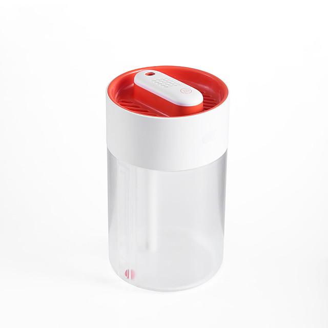 RL-HM15 1L Capacity Water Storage Tank Transparent Water Tank Creative Water Level Buoyancy Ball Mini Room Diffuser Air Humidifier