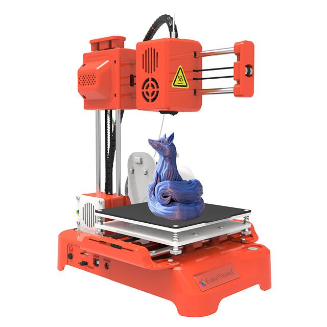 EASYTHREED mini 3DPrinter NANO 3D Printer 90*110*110 0.4 mm Portable / for cultivation / as Children's gift