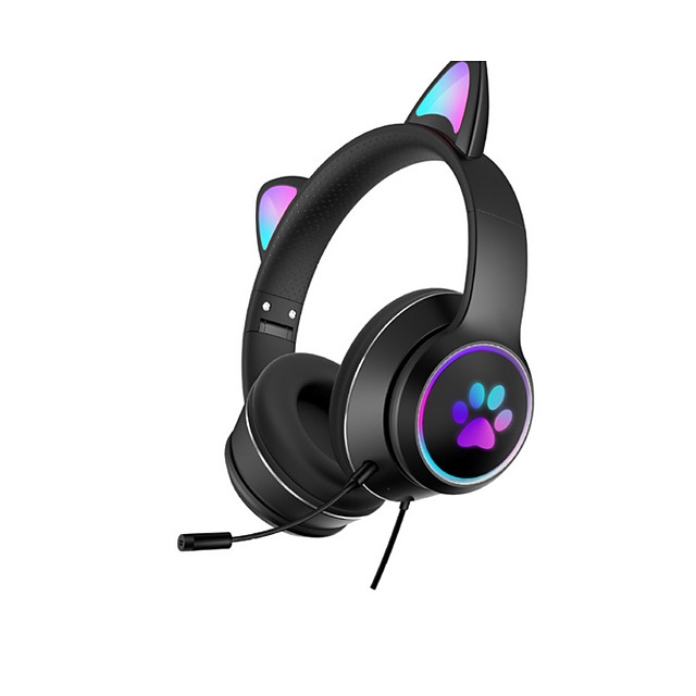 AKZ-022 Gaming Headset USB 3.5mm Headphone 3.5mm Microphone Desktop Computer Stereo HIFI for Apple Samsung Huawei Xiaomi MI  Gaming PlayStation Xbox PS4 Switch