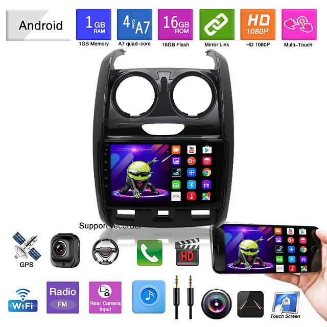 carro dvd 15-18 renault duster navegação android android mp5 player gps carro integrado máquina