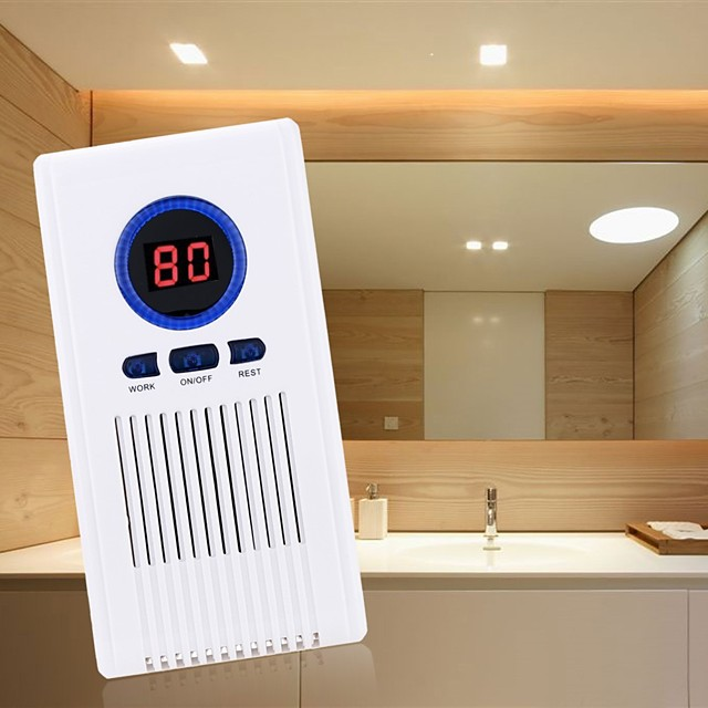 pročišćavanje zraka kućanstvo abs materijal WC deodorizer stroj za dezinfekciju filter osebujan miris 1kom