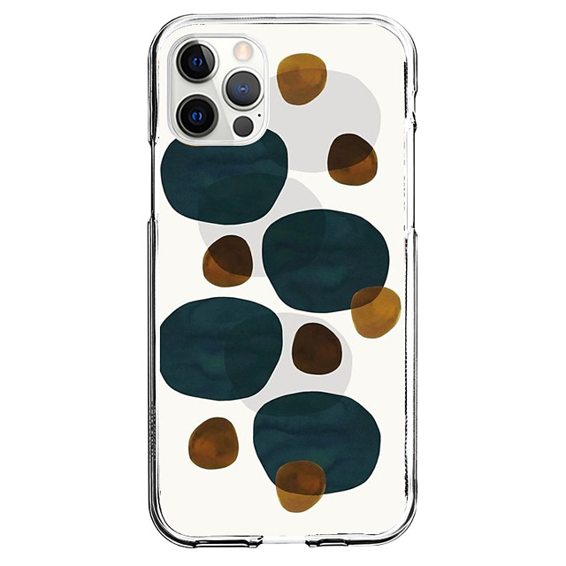 Creative Patterned Case For Apple iPhone 12 iPhone 11 iPhone 12 Pro Max Unique Design Protective Case Pattern Back Cover TPU