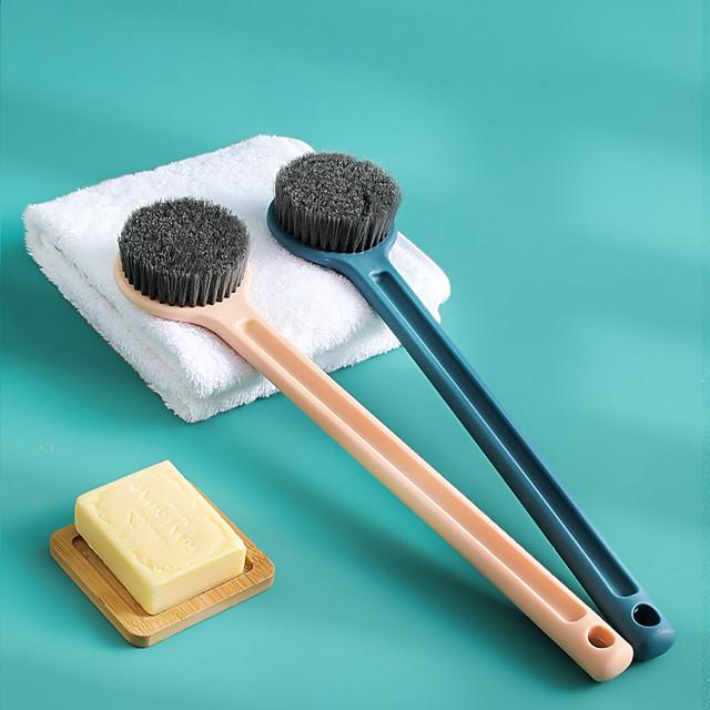 Bath Brush Soft Hair Rubbing Back Bath Brush Rubbing Bath Bathing And Washing Brush, Adult Rubbing And Bathing Products