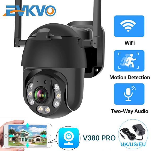 3mp cctv security wireless ip ptz camera 1080p hd pan tilt 4x digital zoom weatherproof home surveillance dome wifi camera v380