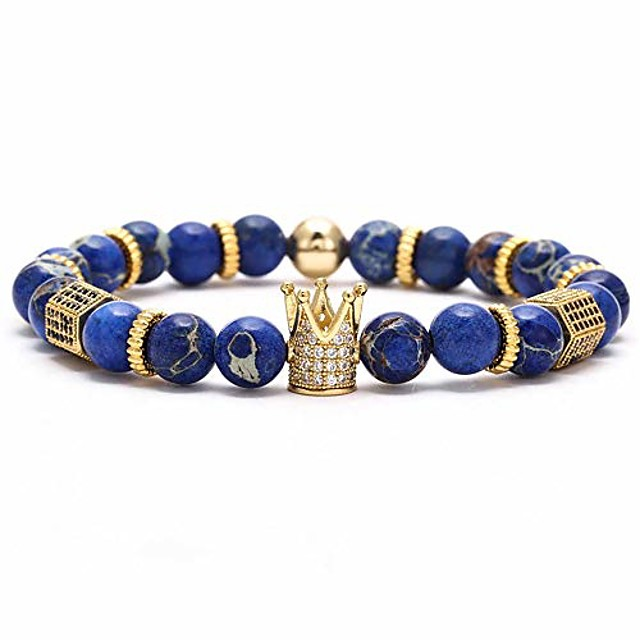 golden reason natural stone - beads bracelet. 8mm tiger eye bracelet for men. luxury charm fashion jewelry. stress relief yoga beads. luxury quality