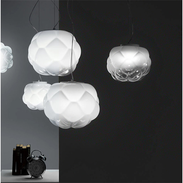 LED Pendant Light Bedside Lamp 25 cm Single Design Metal LED Nordic Style 110-240 V