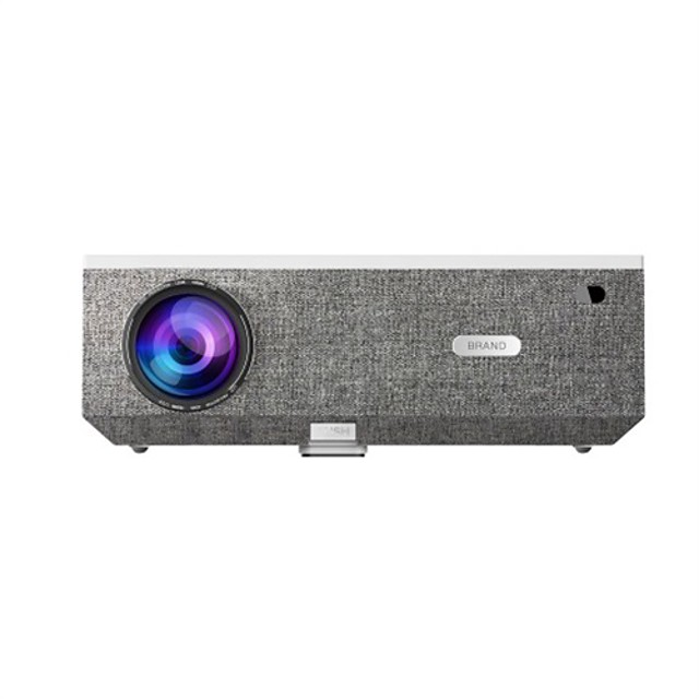 Factory Outlet E600H Mini Projector LCD Projector 8000 lm Android 7.0 Bluetooth