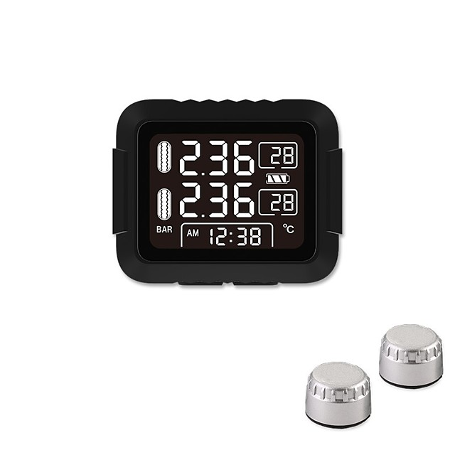 M3K-WIY Motorcycle Tire Pressure Monitoring System for Motorcycles / Motorcycle / YAMAHA All years Gauge Warning / High temperature alarm