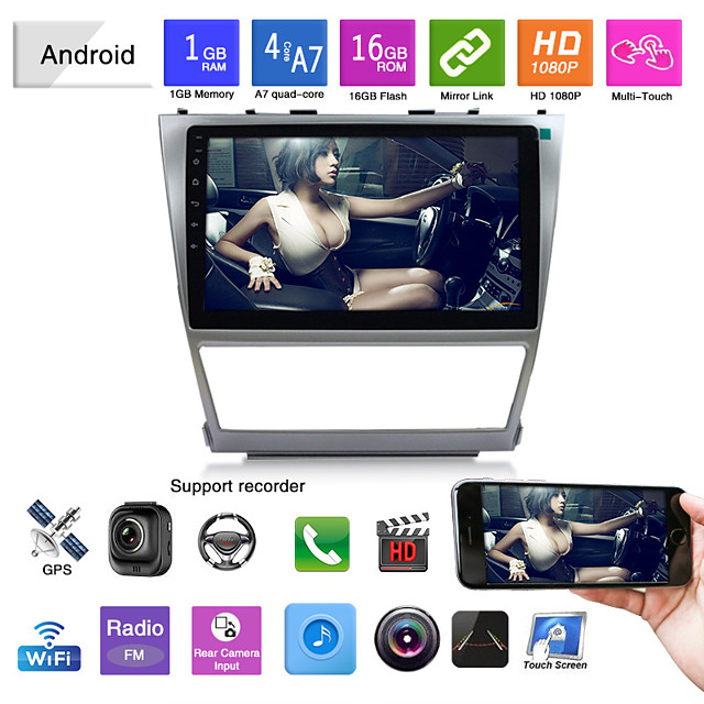 suitable for toyota new camry classic camry navigator car gps navigation integrated machine