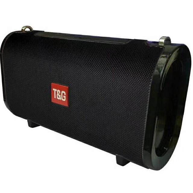 T&G TG123 Outdoor Speaker Wireless Bluetooth Portable Speaker For PC Laptop Mobile Phone