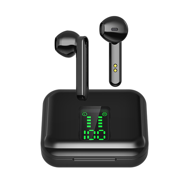 X15 True Wireless Headphones TWS Earbuds Bluetooth 5.1 Stereo with Microphone with Volume Control for Apple Samsung Huawei Xiaomi MI  Mobile Phone