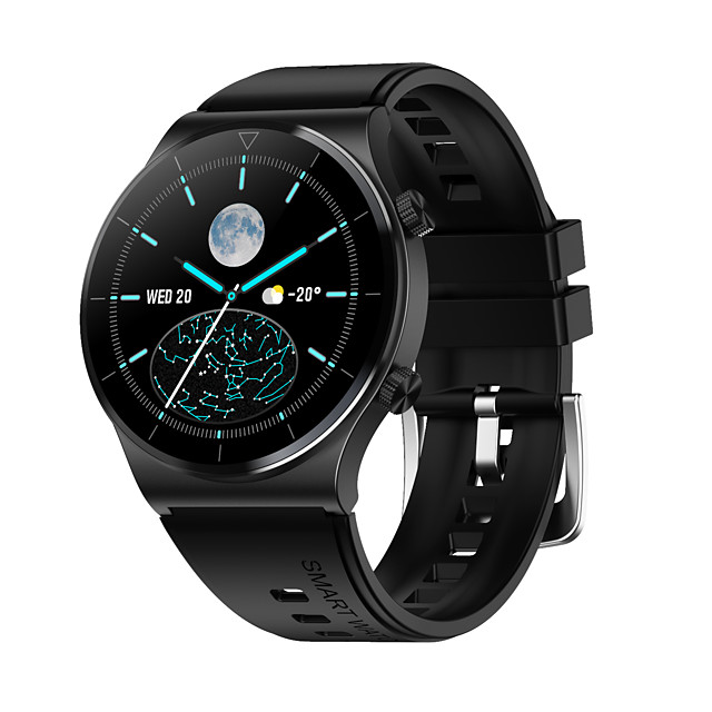 M99 Smartwatch Support Bluetooth Play Music/Heart Rate Measure, Sports Tracker for iPhone/Android Phones