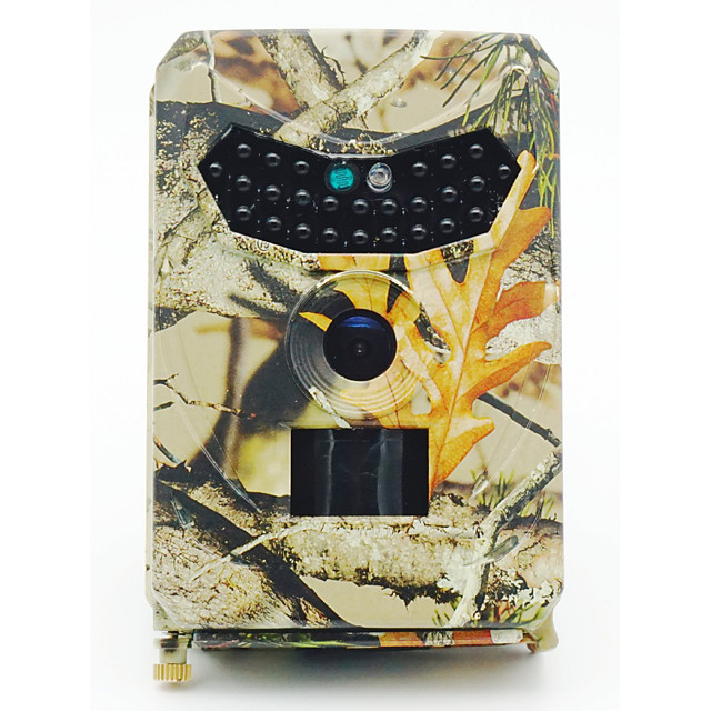 1080P 12MP Trail Camera, Hunting Camera with 120°Wide-Angle Motion Latest Sensor View 0.8s Trigger Time Trail Game Camera with 940nm No Glow and IP56 Waterproof 2.4 LCD 26pcs for Wildlife Monitoring