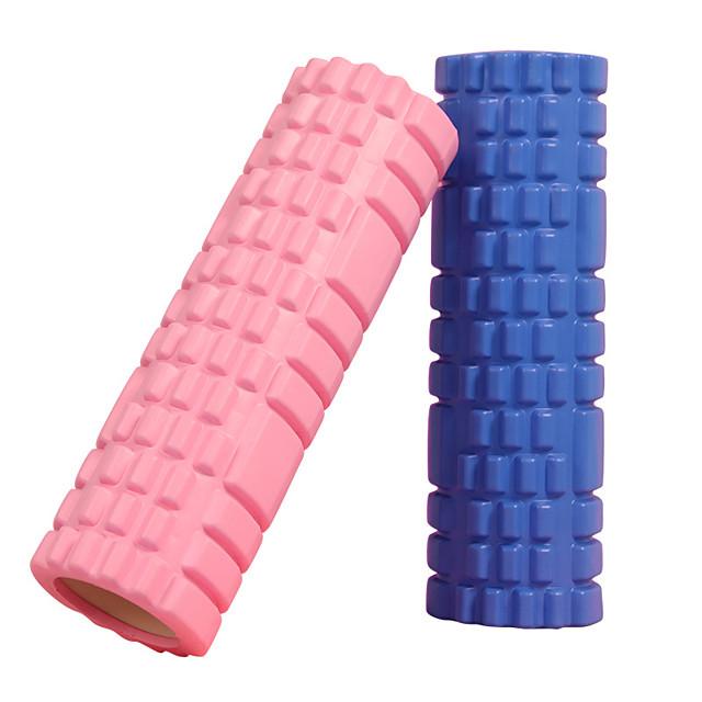 rolo de espuma clássico grade de ioga coluna fitness massagem relaxamento vara rolo de espuma equipamentos esportivos