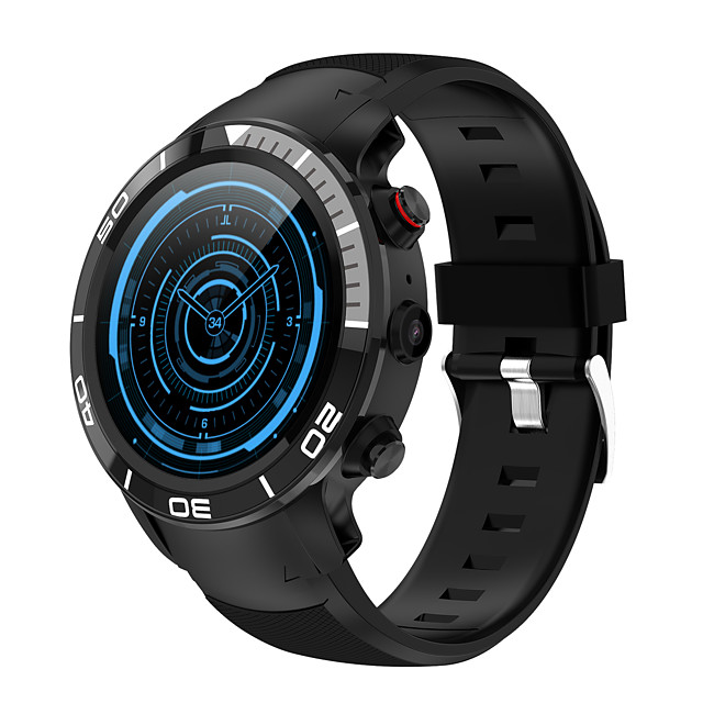 M1 Smartwatch for Android iOS Bluetooth IP68 Waterproof Level Touch Screen Heart Rate Monitor Blood Pressure Measurement Sports Long Standby Pedometer Call Reminder Activity Tracker Sleep Tracker