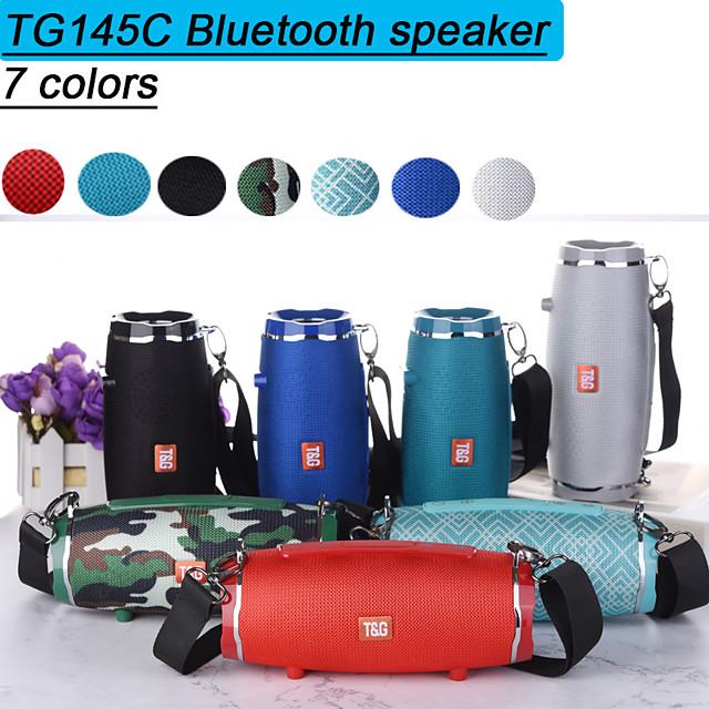 T&G TG145C Outdoor Speaker Wireless Bluetooth Portable Speaker For PC Laptop Mobile Phone