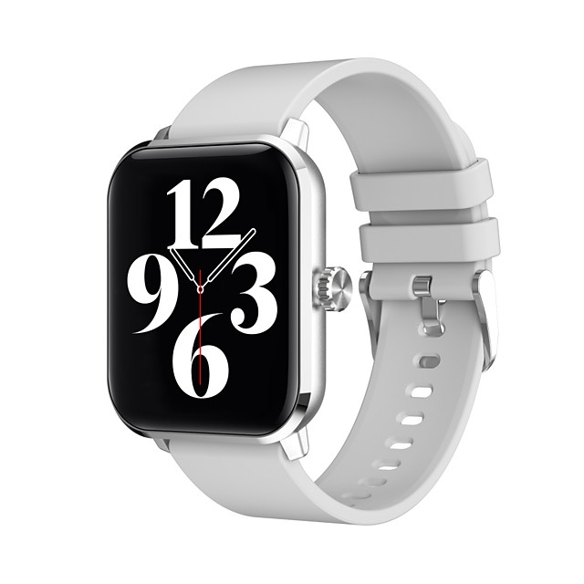 HW23 Smartwatch for iPhone/ Android Phones, Sports Tracker Support Bluetooth Call & Heart Rate/Blood Pressure Measure