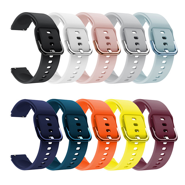 Smart Watch Band for Xiaomi 1 pcs Sport Band Business Band Silicone Replacement  Wrist Strap for Xiaomi mi Watch