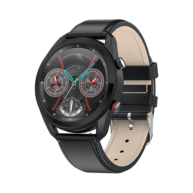 Factory Outlet L61 Smartwatch Fitness Running Watch Bluetooth IP 67 Waterproof Touch Screen Heart Rate Monitor Pedometer Call Reminder Activity Tracker for Android iOS Men Women / Sports