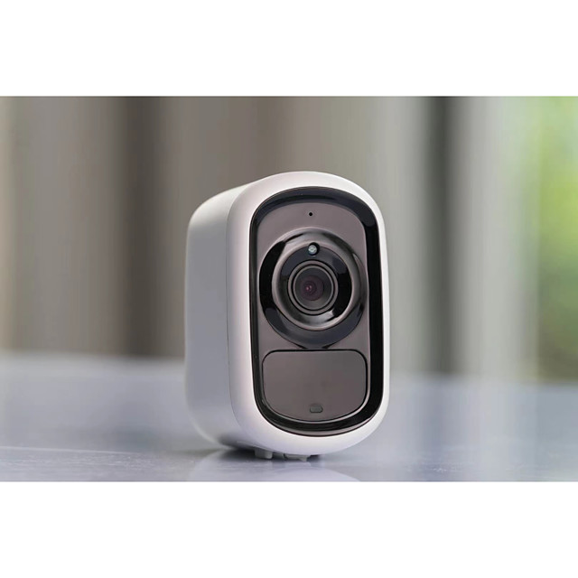 1080P Indoor/Outdoor Security Camera Wireless WiFi Rechargeable Battery Powered Home Camera Night Vision Motion Detection