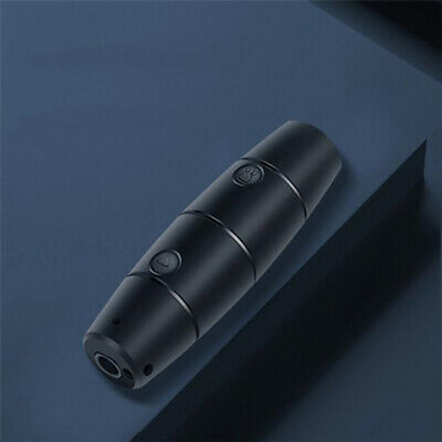 registratore portatile ad attivazione vocale lettore mp3 registrazione audio del telefono microfono a doppio arco registratore vocale digitale dittafono