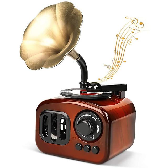 граммофон музыкальная шкатулка старинная музыкальная шкатулка мини-фонограф в форме заводная музыкальная шкатулка старинный домашний декор старинная музыкальная шкатулка на рождество / день рождения