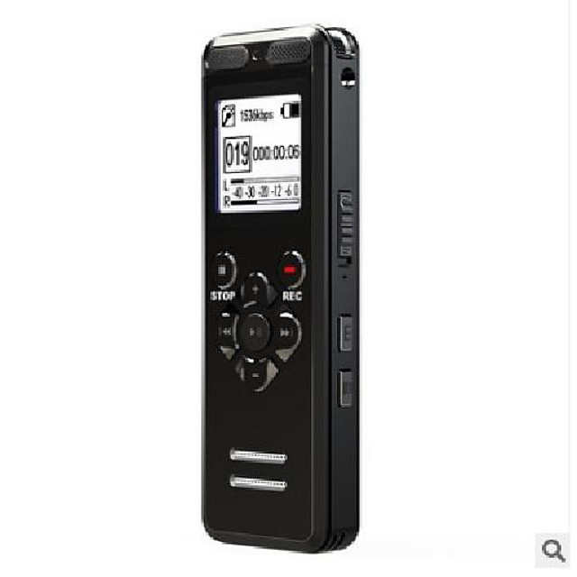 V36 Digital Voice Activated Voice Recorder For Lectures 1160 Hours Voice Recorder Voice Recorder Recording Equipment Can Play MP3 Player Variable Speed
